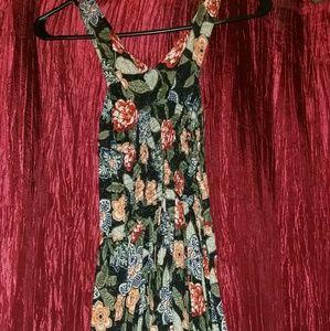 Abercrombie tank dress.